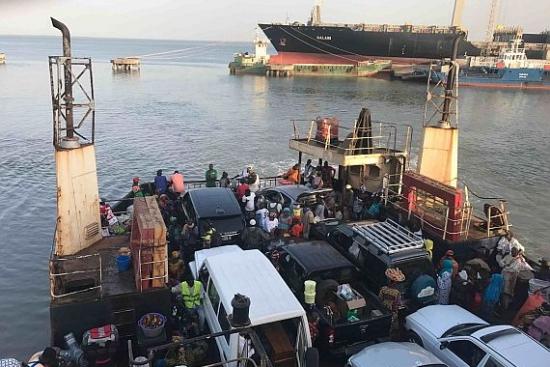 Cousteau Senegalen aurkitzeko bigarren saiakera. 2. Kapitulua.